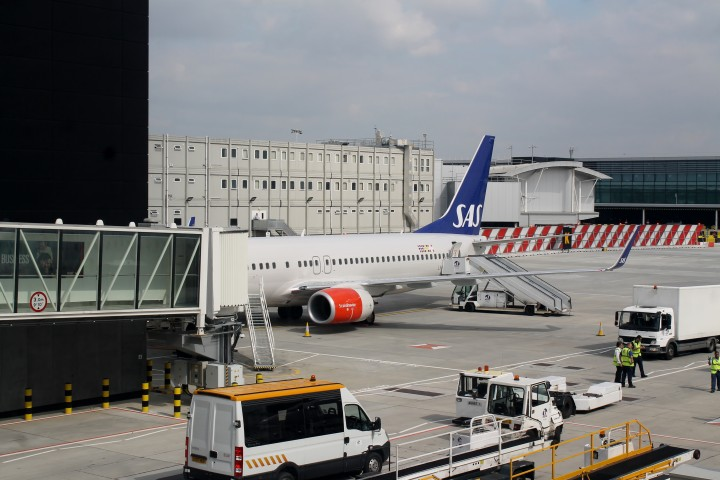 SAS Plus London-Stockholm