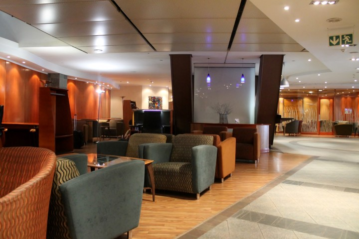 South African Airways Business Class Johannesburg-Kapstaden