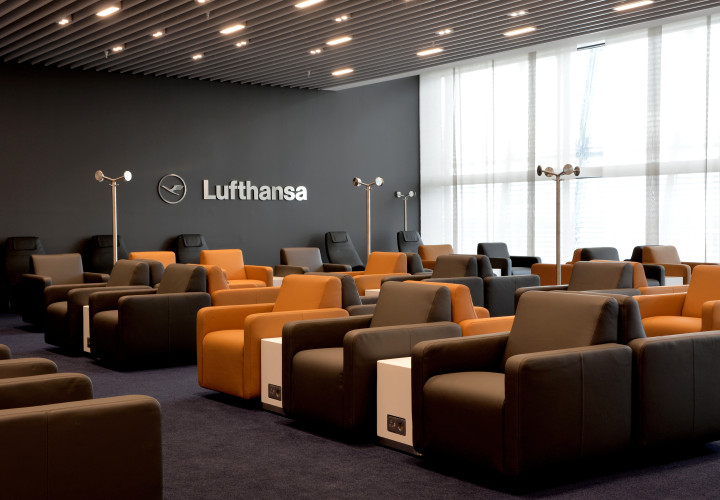 Lufthansa Lounge London Heathrow Terminal 2