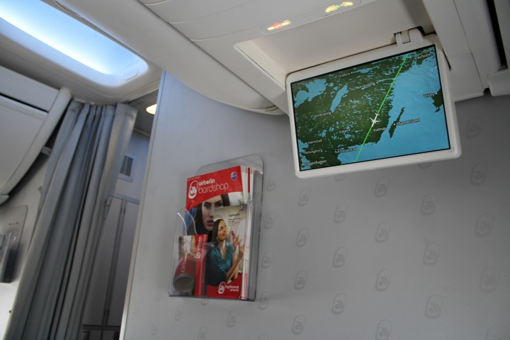 Air Berlin Stockholm-Berlin