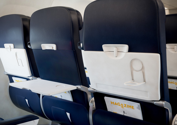 Air France new medium haul seats