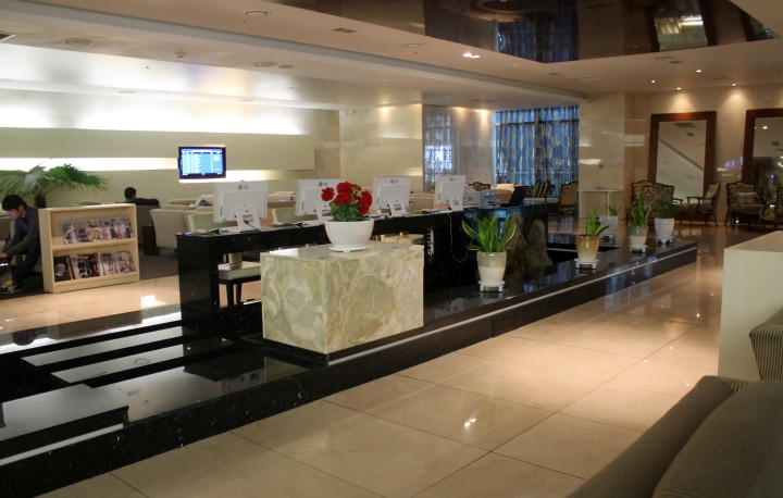 China Eastern VIP Lounge, Seoul Incheon