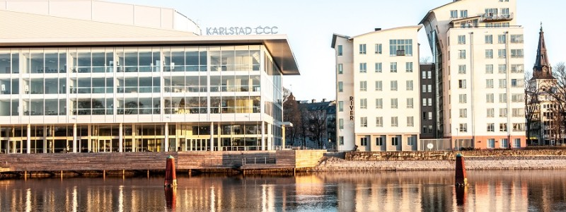 First Hotels River C, Karlstad