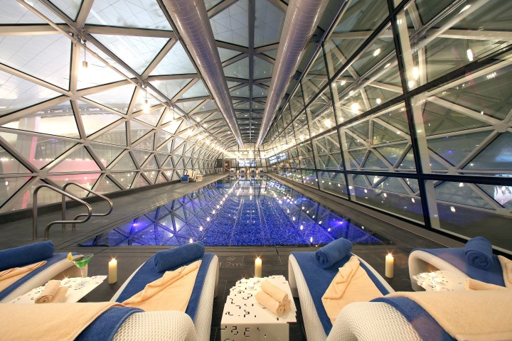 Vitality SPA Doha Airport - Swimming pool