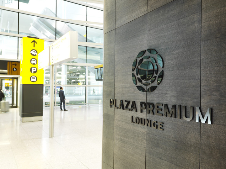 Plaza Premium Arrivals Lounge, London Heathrow Terminal 2