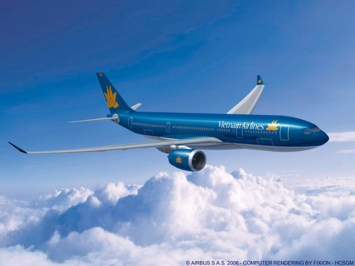 Vietnam Airlines Airbus A350
