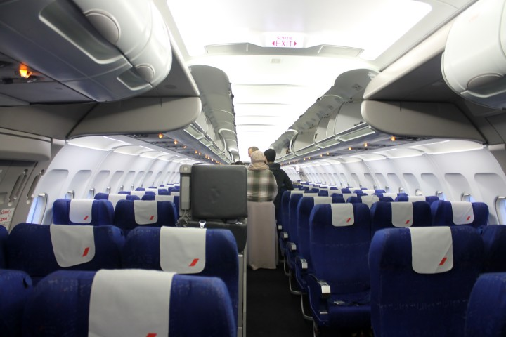 Air France Premium Economy London-Paris