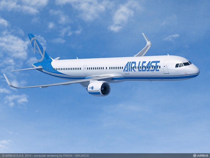 Airbus A321 NEO