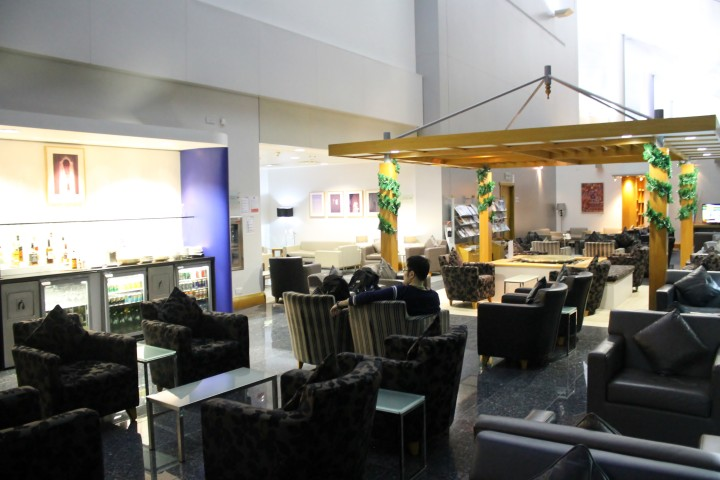 British Airways Galleries Lounge, Dubai