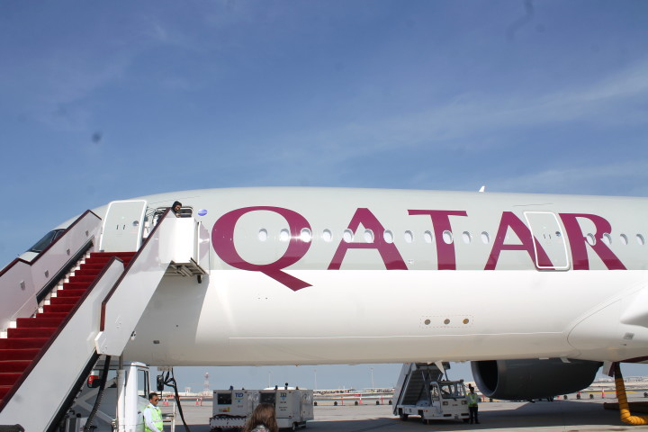 Qatar Airways Airbus A350 XWB