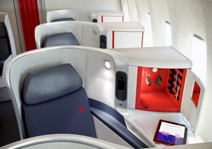 Air France new business class best and beyond