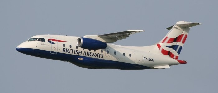 British Airways Dornier DO-328