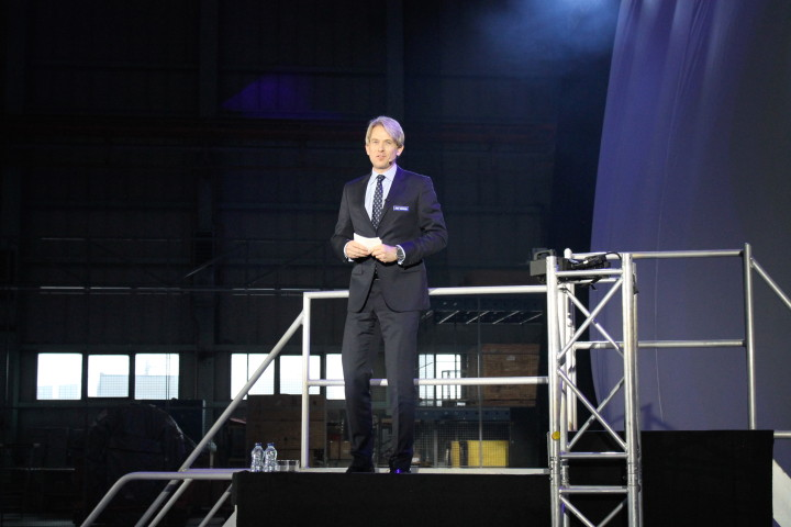 Eivind Roald, SAS Executive Vice President Commercial
