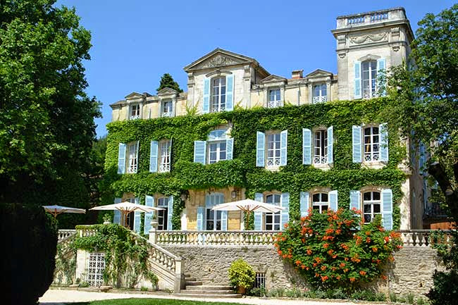 Historic Hotels of Europe - Château de Varenne, Sauveterre, France