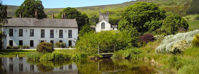 Historic Hotels of Europe - Ghan House, Carlingford, Ireland