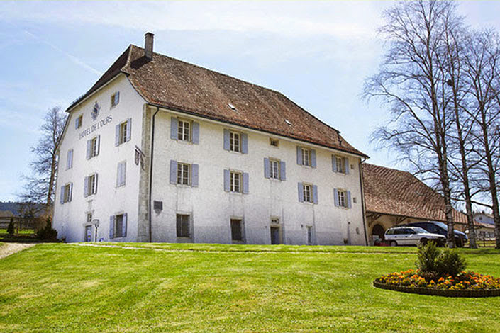 Historic Hotels of Europe - Hôtel de l'Ours Bellelay, Bellelay, Switzerland