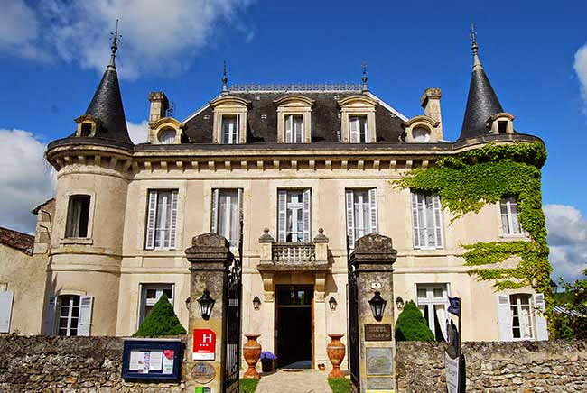 Historic Hotels of Europe - Hotel Edward 1er, Monpazier, France