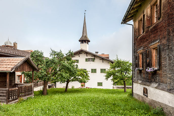 Historic Hotels of Europe - Türmlihus B&B, Fideris, Switzerland