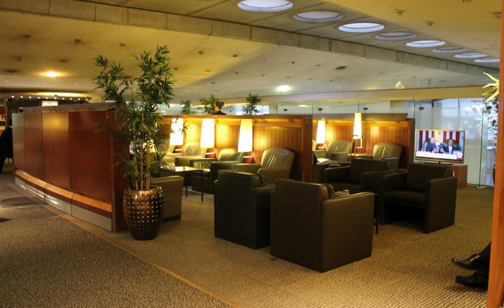 Le Salon by Sheltair Lounge, Paris CDG, Terminal 2D