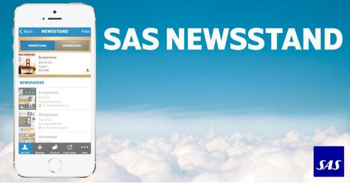 SAS Newsstand