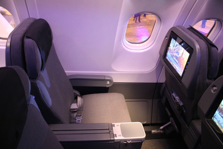 SAS new premium economy - SAS Plus