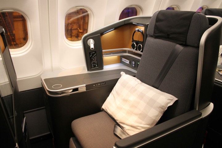 SAS nya business class - SAS Business