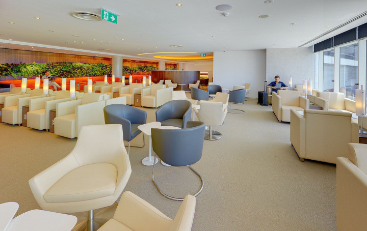Skyteam Lounge, Sydney