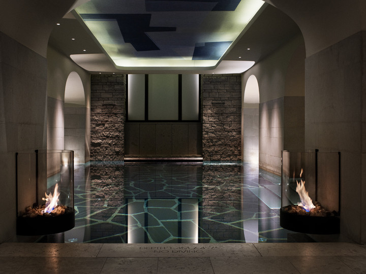 Grand Hôtel Stockholm - Nordic Spa & Fitness pool