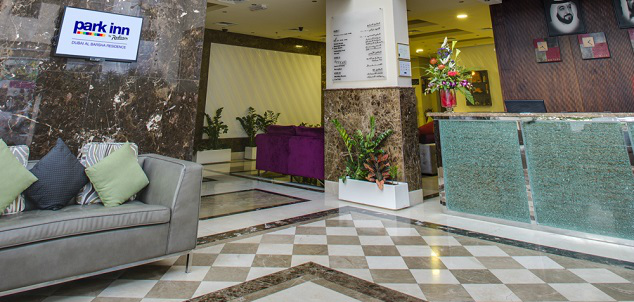Park Inn by Radisson Hotel Apartments in Al Barsha, Dubai