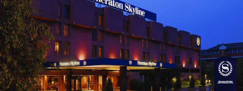 Sheraton Skyline London Heathrow Exterior