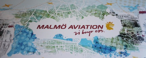 Malmö Aviation Stockholm Bromma-Göteborg