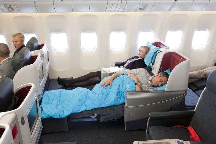 Turkish Airlines nya business class Airbus A330