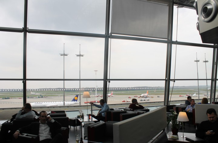 Airport Lounge, Hamburg