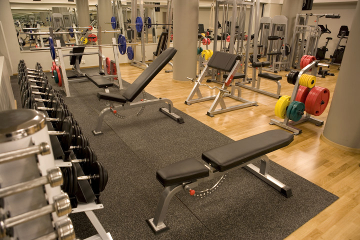 Best Western Royal Star Hotel Älvsjö gym