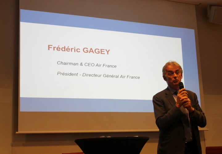 Frédéric Gagey, CEO Air France