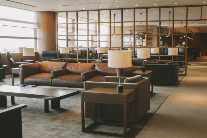 Cathay Pacific First & Business Lounge Manila, Terminal 3