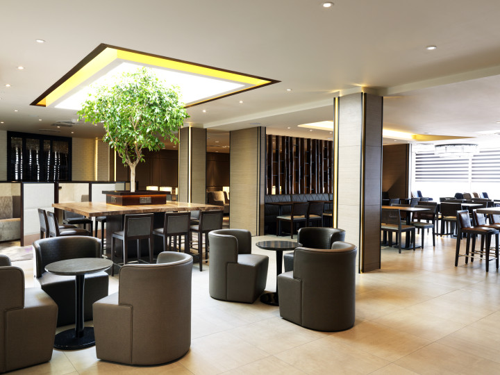 Plaza Premium Lounge, London Heathrow Terminal 4