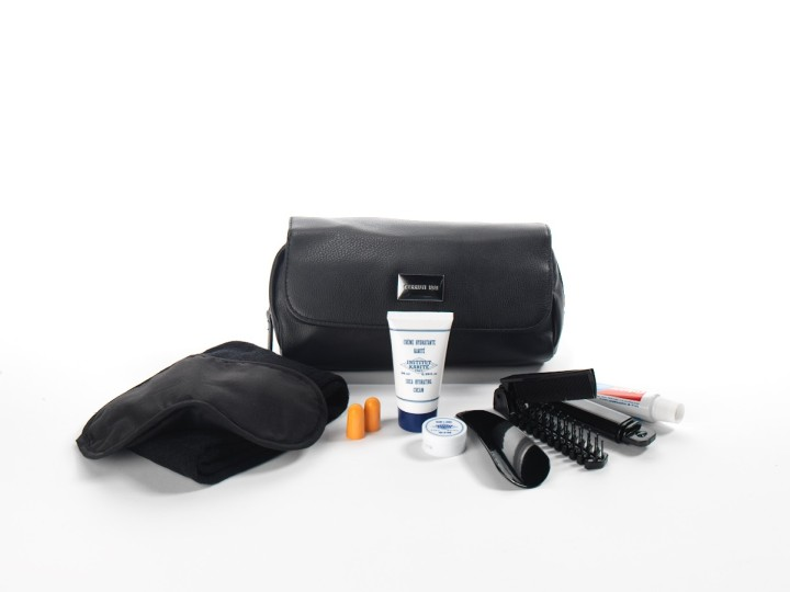Turkish Airlines Amenity Kit Cerruti