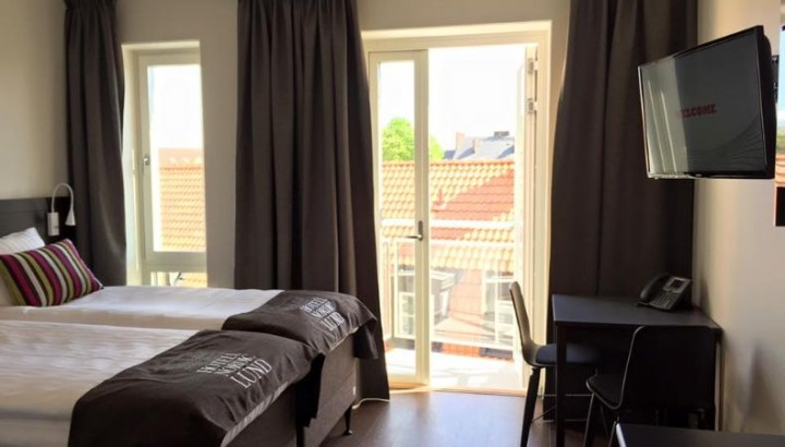 Sweden Hotels Hotell Nordic Lund