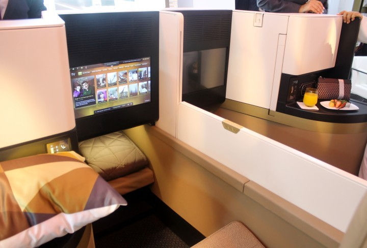 Etihad's Business Studio