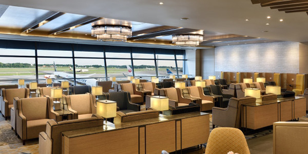 Plaza Premium Lounge, Singapore Changi Terminal 1