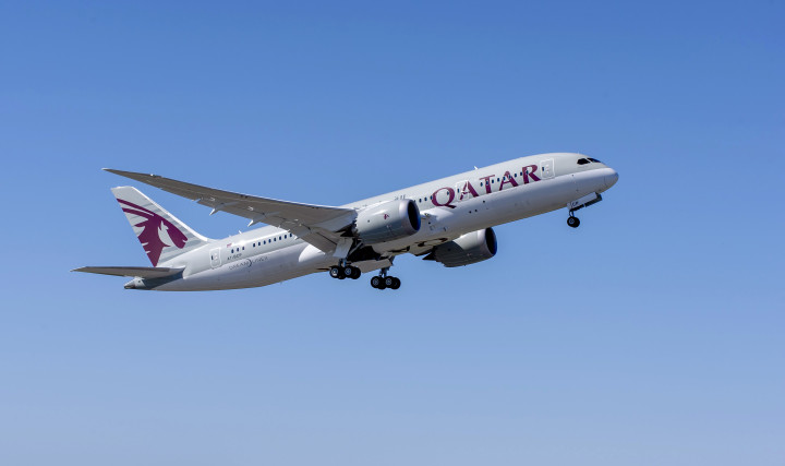 Qatar Airways B787