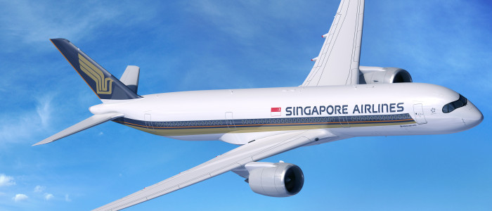 Singapore Airline A350 ULR