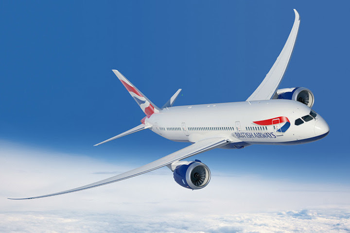 British Airways Boeing 787-9
