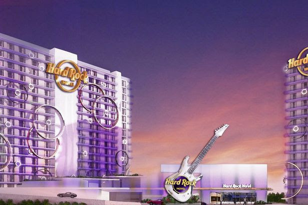 Hard Rock Teneriffa