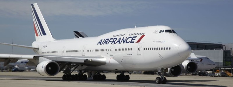 airfrance 747
