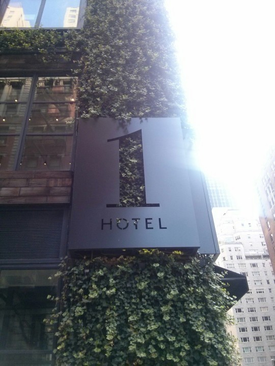 Hotel 1 Central park