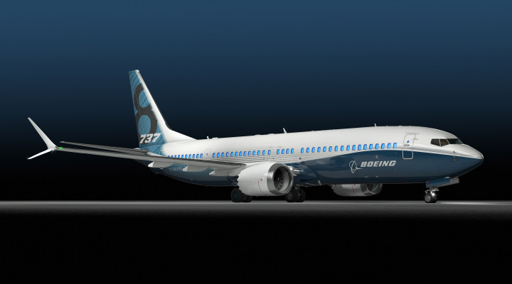 Boeing 737-MAX8-200