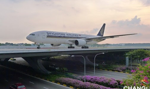 Singapore Airlines/ Changi