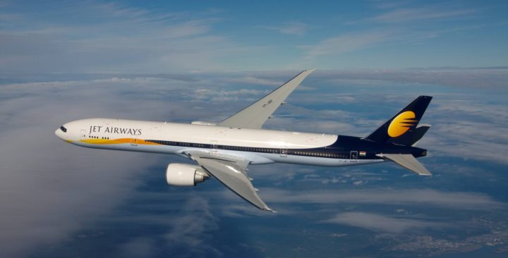 2007 Jet Airways Boeing 777-300ER